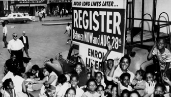 Reconstruction: A Dozen Years Navigating Oppression and Opportunity