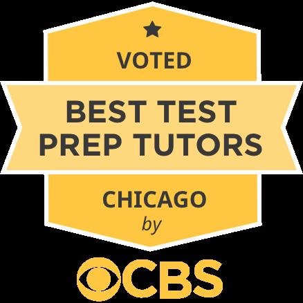 Voted Best Test Prep Tutors - CBS Chicago
