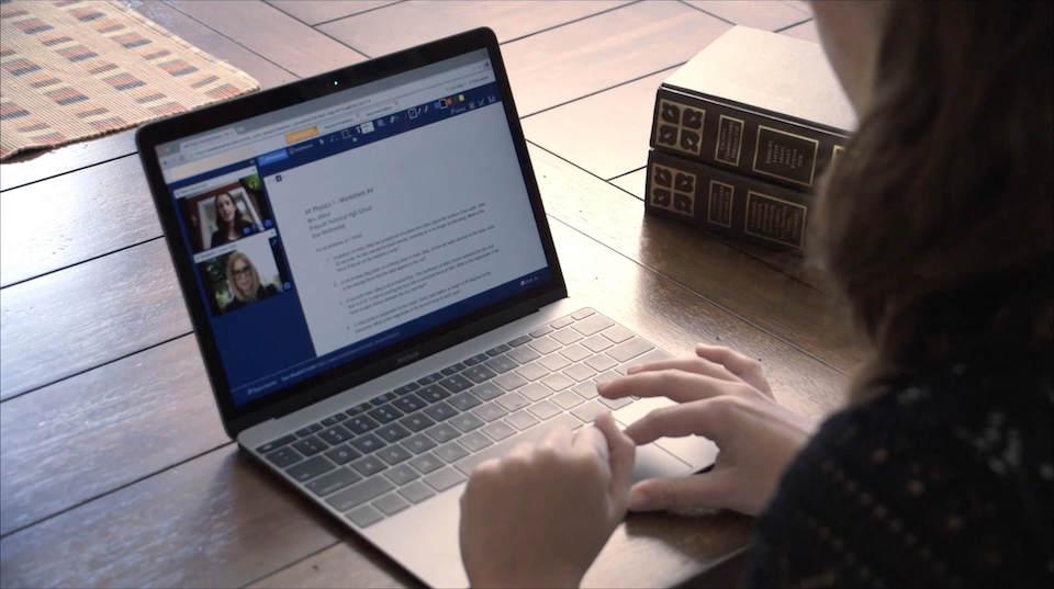 online platform online tutoring video