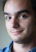 A photo of Benjamin, a tutor from Northwestern University