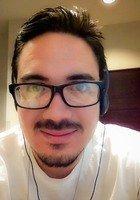 A photo of Bruno, a tutor from University of Arizona
