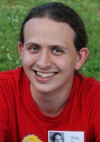 A photo of Jude, a tutor from Boston University