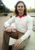 A photo of Richard, a tutor from Rice University