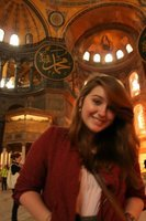 A photo of Alicia, a tutor from Washington University in St Louis