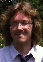 A photo of Scott, a tutor from Swarthmore College