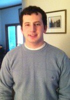 A photo of Samuel, a tutor from Muhlenberg College