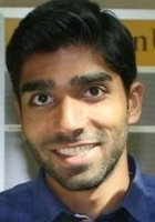 A photo of Sameer, a tutor from Rutgers University-New Brunswick