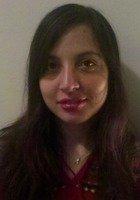 A photo of Sarah, a tutor from Clark University