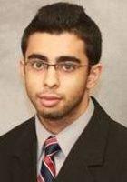 A photo of Shivam, a tutor from University of Georgia