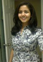 A photo of Swati, a tutor from Arkansas State University
