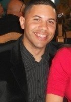 A photo of Rolando, a tutor from San Diego State University