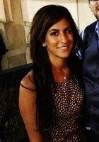 A photo of Stephanie, a tutor from Auburn University