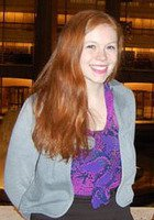 A photo of Rebecca, a tutor from Fordham College at Lincoln Center