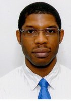 A photo of Chijioke, a tutor from Yale University