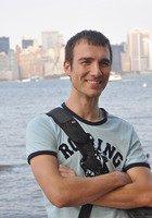 A photo of Avner, a tutor from SUNY at Buffalo