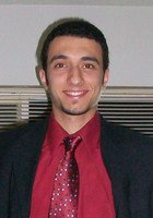 A photo of Fady, a tutor from University of California-Irvine