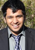 A photo of Hari, a tutor from University of Arizona