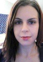 A photo of Allison, a tutor from University of Mary Washington