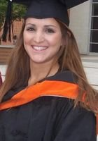 A photo of Julia, a tutor from Old Dominion University