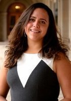 A photo of Cecilia, a tutor from Washington University in St Louis