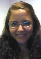 A photo of Nicole, a tutor from West Chester University of Pennsylvania