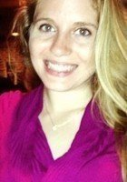 A photo of Allison, a tutor from Washington University in St Louis