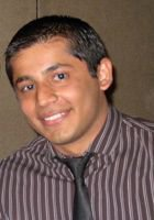 A photo of Karim, a tutor from Emory University