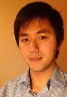 A photo of Allen, a tutor from ZheJiang Gongshang University