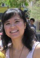 A photo of Monica, a tutor from University of California-Berkeley
