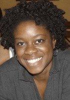 A photo of LaToya, a tutor from Georgetown University