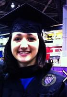 A photo of Claudia, a tutor from University of Washington