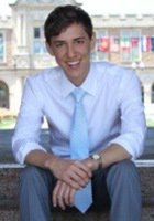 A photo of Benjamin, a tutor from Washington University in St Louis