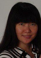 A photo of Hua, a tutor from Nankai University