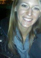 A photo of Cassandra, a tutor from East Stroudsburg University of Pennsylvania