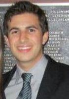 A photo of Adam, a tutor from Washington University in St Louis