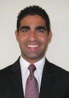 A photo of Amir, a tutor from Rutgers University-New Brunswick
