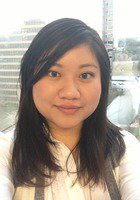 A photo of Yilin, a tutor from Case Western Reserve
