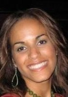 A photo of Karla, a tutor from SCSU, New Haven CT