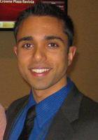 A photo of Jasen, a tutor from The College of New Jersey