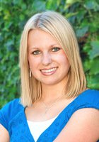 A photo of Kellie, a tutor from Brigham Young University