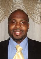 A photo of Tedric, a tutor from Tougaloo College