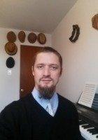 A photo of John, a tutor from Wesleyan University