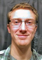 A photo of Everett, a tutor from Washington State University