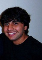 A photo of Suleman, a tutor from University of Pennsylvania