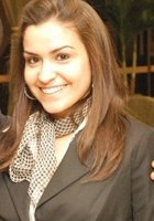 A photo of Imene, a tutor from University of Houston