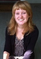 A photo of Kelly, a tutor from American University