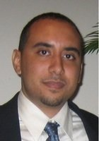 A photo of Ramon, a tutor from Manhattan College