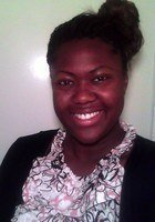 A photo of Bridgette, a tutor from Ottawa University