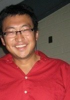 A photo of Haisheng, a tutor from Carleton College