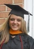 A photo of Justine, a tutor from Loyola University Maryland